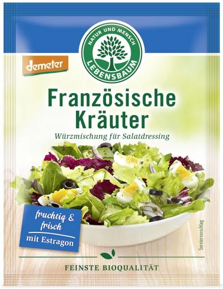 amestec BIO de condimente pentru salata frantuzeasca,3x5 g LEBENSBAUM [0]