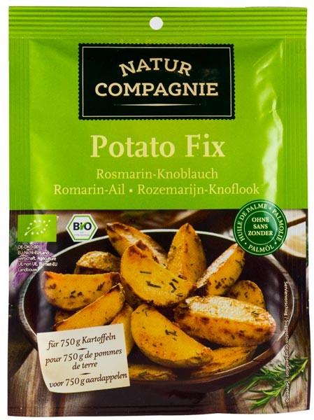 Amestec de condimente BIO cu rozmarin si usturoi pentru cartofi, 35 g NATUR COMPAGNIE [0]
