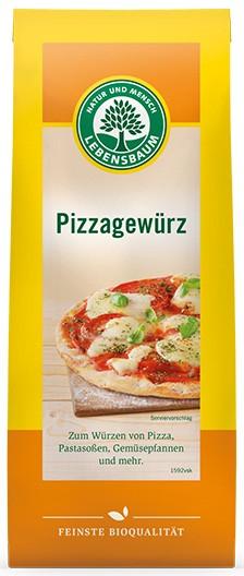 Amestec de condimente BIO pentru pizza, 30 g LEBENSBAUM [0]