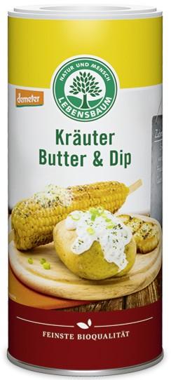 Amestec de ierburi aromatice BIO pentru sosuri si unt, 80 g LEBENSBAUM [0]