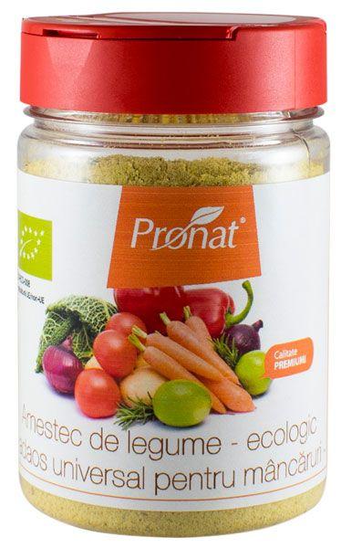 Amestec de legume Bio - adaos universal pentru mancaruri, 180 g [0]