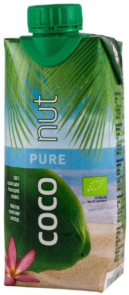 Apa BIO de cocos, 330ml Aqua Verde [0]