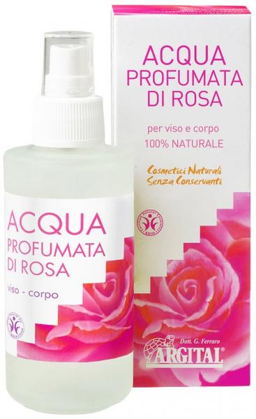 Apa de trandafiri, 125 ml Argital [0]