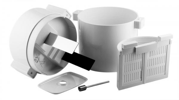 aQuator Silver Mini - Alcalinizator si Ionizator de apa, 1.5L [1]