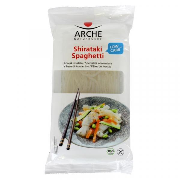 Arche - Spaghette Shirataki pe baza de konjac, bio, 150 g [0]