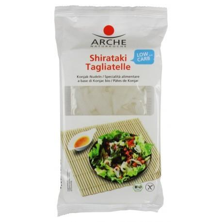 Arche - Tagliatelle Shirataki pe baza de konjac, bio, 150 g [0]