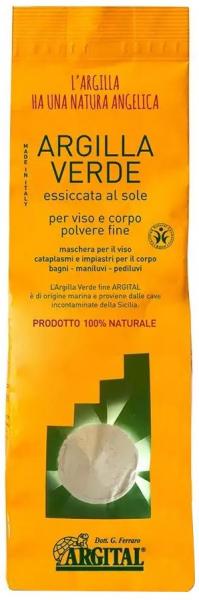 Argila verde pentru uz extern - pulbere fina 1 kg Argital [0]