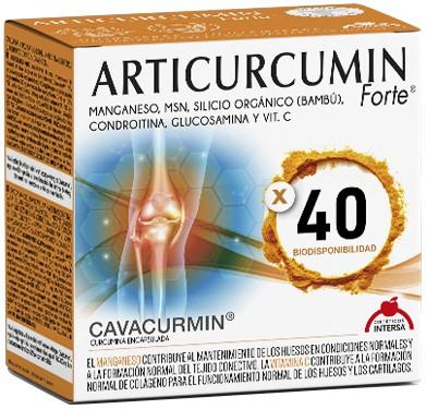 Articurcumin Forte, 30 plicuri Dieteticos Intersa [0]