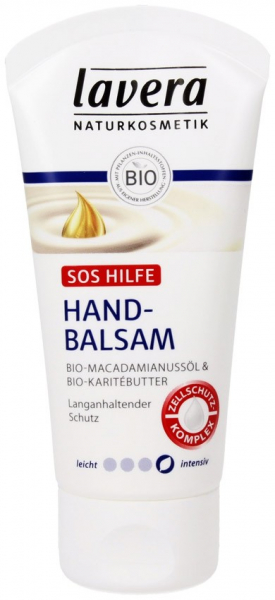 Balsam pentru maini, bio, 50 ml Lavera [0]