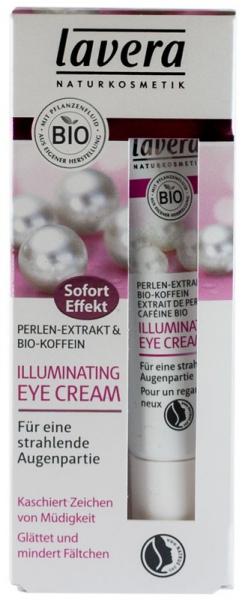 Basis Sensitiv - crema de ochi iluminatoare antirid si anticearcan, 15 ml Lavera [0]