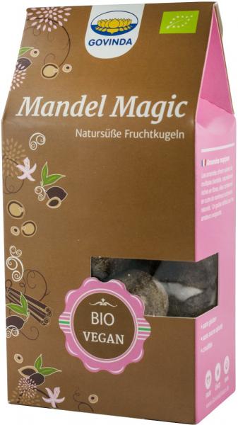 BILUTE BIO-VEGAN MANDEL MAGIC, 120G GOVINDA [0]