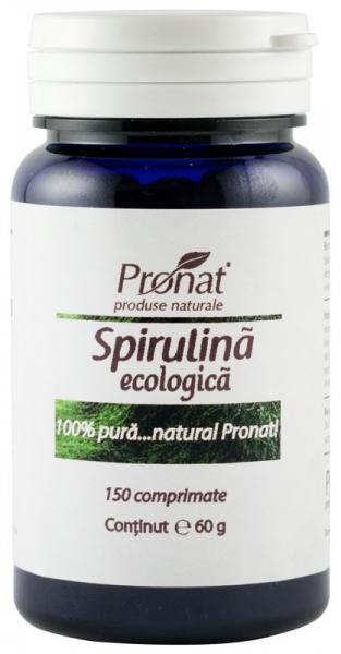 BIO Spirulina 150 comprimate Medicura [0]