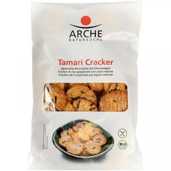 Biscuiti bio Tamari, 80g Arche [0]