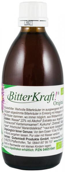 Bitter Kraft Original, BIO, 200 ml Hildegard von Bingen [0]