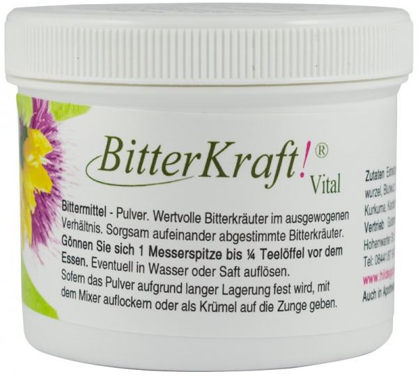 Bitter Kraft Vital, pulbere 100 g Hildegard von Bingen [0]