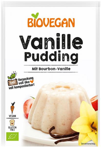 Budinca de vanilie, Bio, 33g Biovegan [0]