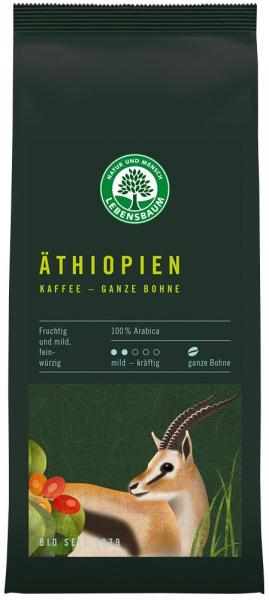 CAFEA BIO BOABE ETIOPIA, 100% ARABICA 250G LEBENSBAUM [0]
