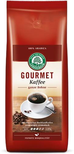 Cafea bio boabe Gourmet - 100% Arabica, 1000 g LEBENSBAUM [0]
