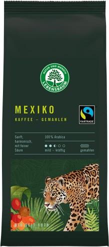 Cafea bio macinata Mexicana - 100 % Arabica, 250 g LEBENSBAUM [0]