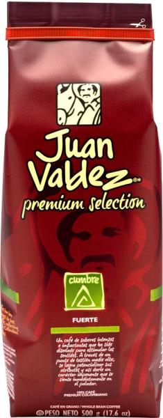 Cafea boabe Cumbre Premium Selection 500g Juan Valdez [0]