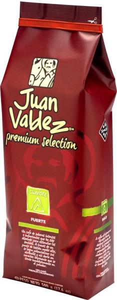 Cafea boabe Cumbre Premium Selection 500g Juan Valdez [1]