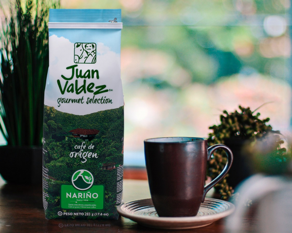 Cafea boabe Narino, Gourmet Selection 283g Juan Valdez [1]