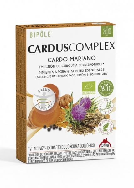 CARDUSCOMPLEX BIO, Fiole 20x10ml Biple [0]