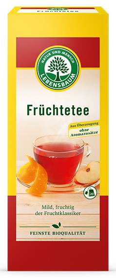 Ceai BIO de fructe 20*3gr LEBENSBAUM [0]