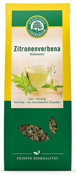 Ceai bio de lamaita / verbina, 40 g LEBENSBAUM [0]