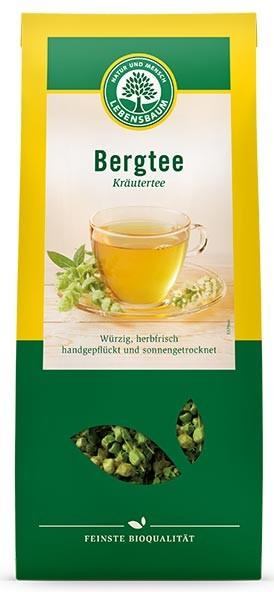 Ceai bio de munte, 30 g LEBENSBAUM [0]