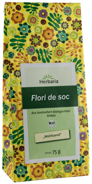 CEAI BIO FLORI DE SOC, 75 G Herbaria [0]