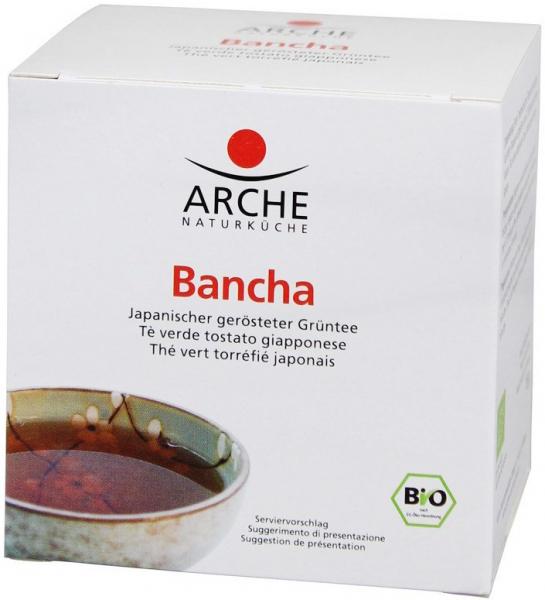 Ceai Bio Japonez Bancha, 15 G Arche [0]