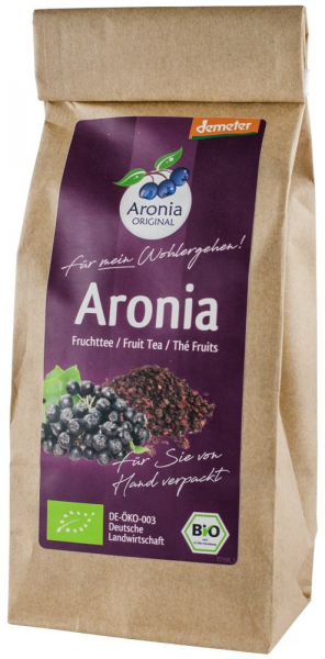 Ceai BIO special de aronia , 150 g Aronia Original [0]