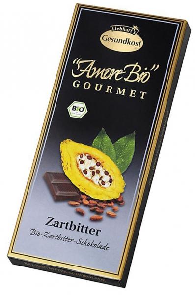 Ciocolata amaruie, 55% cacao, 100 g LIEBHART'S AMORE BIO [0]
