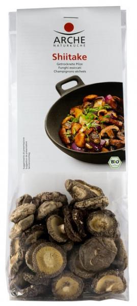 Ciuperci Shiitake BIO uscate, 40g Arche [0]