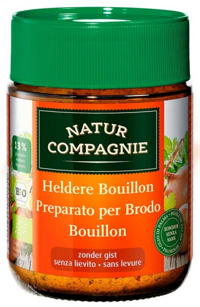 Condimente bio pentru supa fara drojdie, 140g NATUR COMPAGNIE [0]