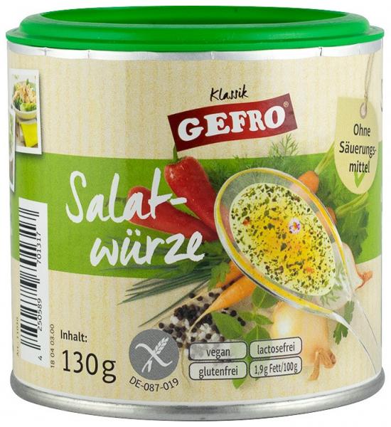 Condimente Pentru Salata, 130G Gefro [0]