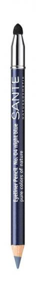 Creion contur ochi, nuanta 04 Noapte albastra, 1.1 g Sante [0]