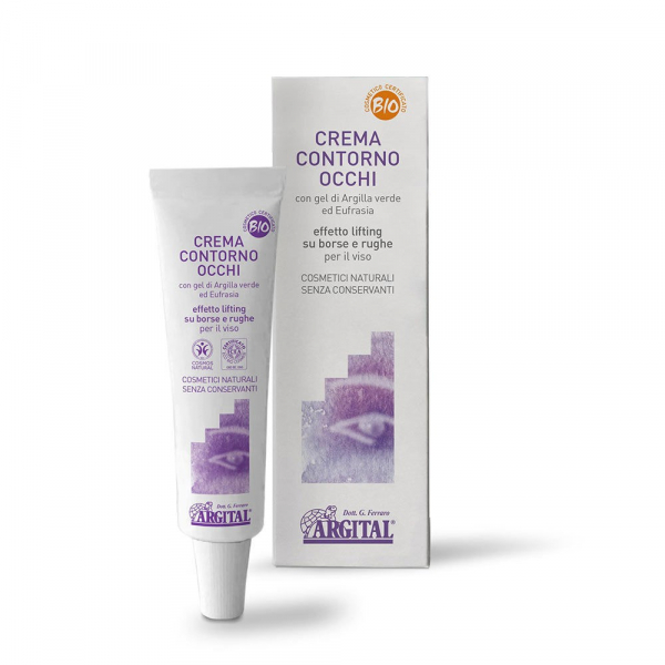 Crema Bio pentru contur ochi, 15 ml Argital [0]