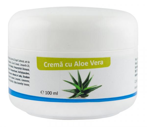 Crema cu Aloe Vera, 100 ml Medicura [0]