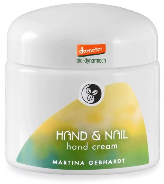 Crema de maini Hand & Nail, 100 ml MARTINA GEBHARDT [0]
