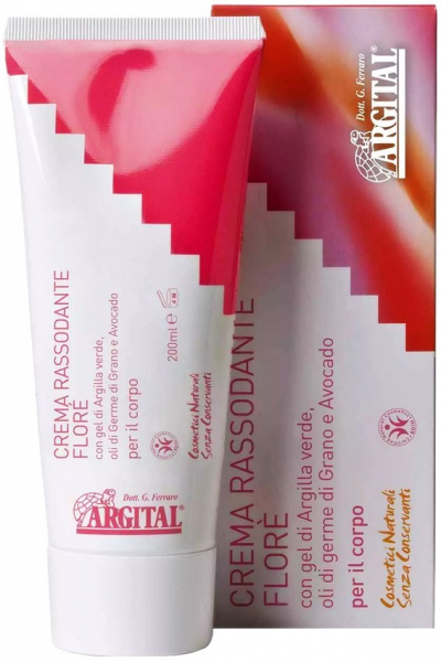 Crema pentru fermitatea pielii Flore, 200 ml Argital [0]