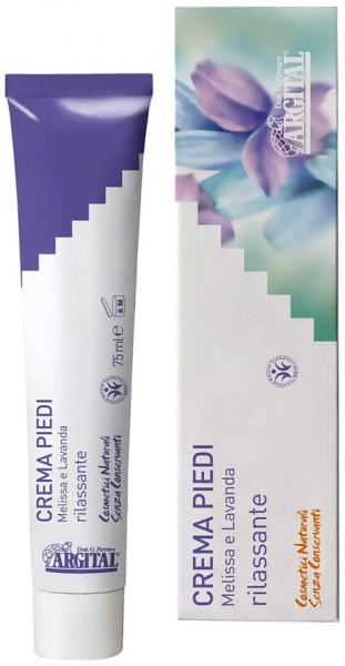 Crema pentru picioare, 75 ml Argital [0]