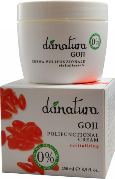 Crema polifunctionala cu goji, 250ml Danatura [0]
