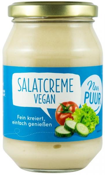 Crema vegana pentru salate, BIO, 250ml Nur PUUR [0]