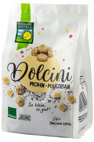 Dolcini biscuiti BIO cu mac si martipan, 125 g Bohlsener Muhle [0]