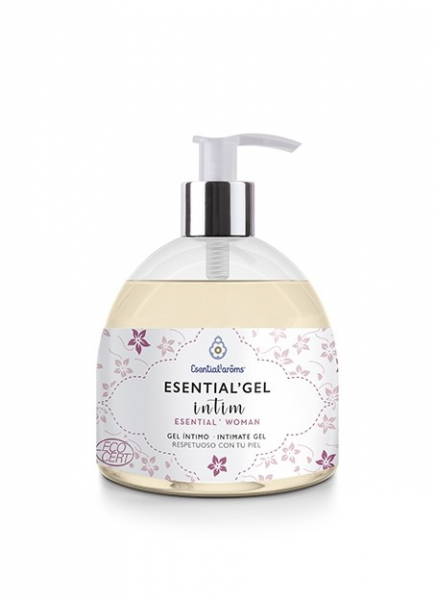 Esential Gel - Gel intim pentru femei, 225 ml, Esential'arôms [0]