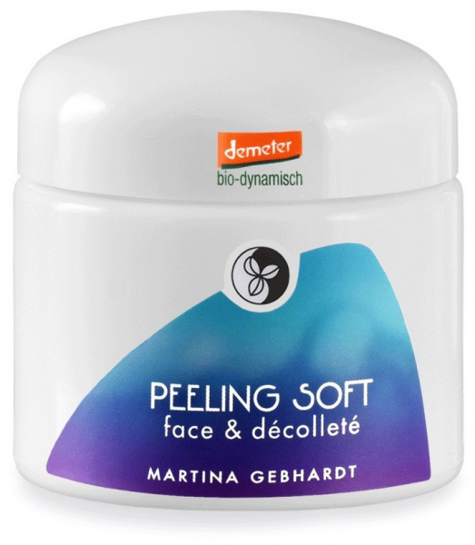Exfoliant facial delicat, 100 ml MARTINA GEBHARDT [0]