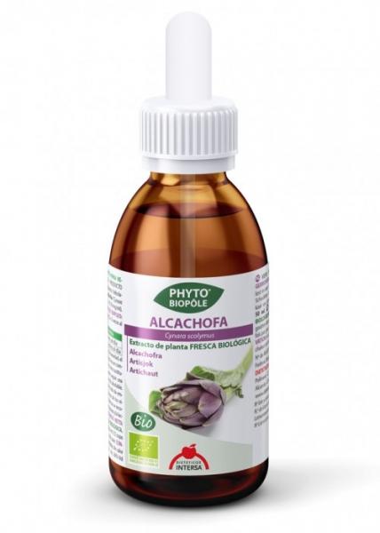 Extract BIO de anghinare, 50 ml Phyto-Biople [0]