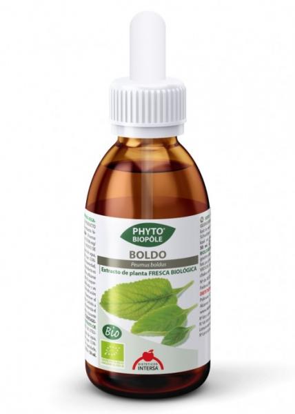Extract BIO de Boldo, 50 ml Phyto-Biople [0]